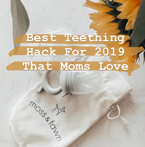 Best Teething Hack