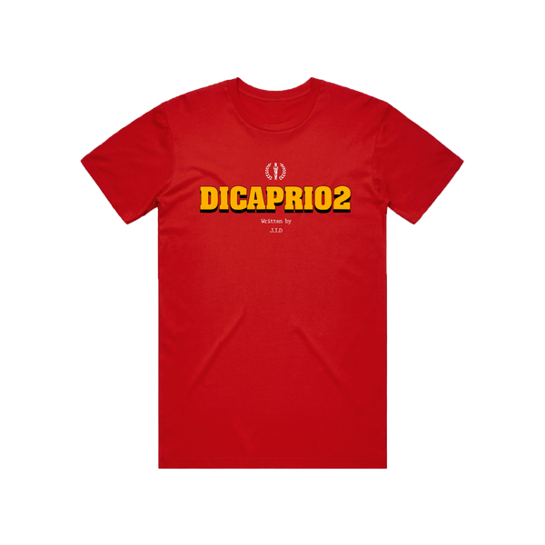 Red Dicaprio 2 Tee