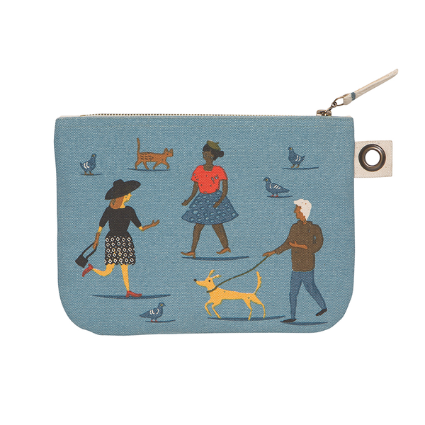 Danica Studio People Person Zipper Pouch Large