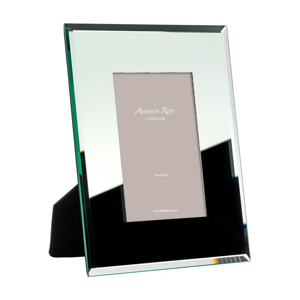 8mm Bevelled Mirror Photo Frame - Glass Frames - Addison Ross