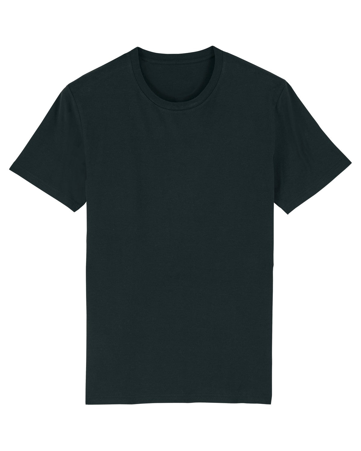 Attenborough Organic T-Shirt - Black