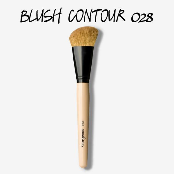 Gorgeous Cosmetics Brush 028-Blush/Contour