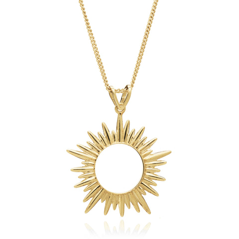 Rachel Jackson Electric Goddess Necklace