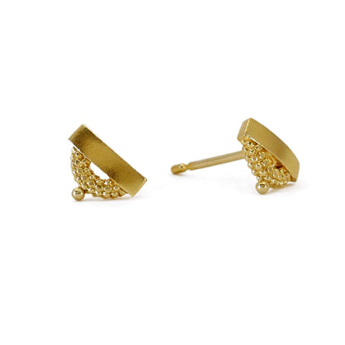 Rosie Kent Pectus Stud Earrings