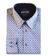 Load image into Gallery viewer, Lief Horsens Digital Square Dress Shirt