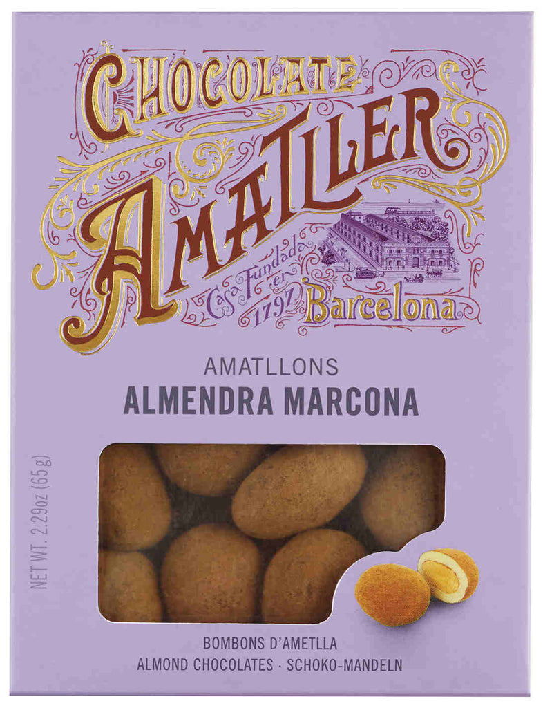 AMATLLER ALMOND AMATTLONS