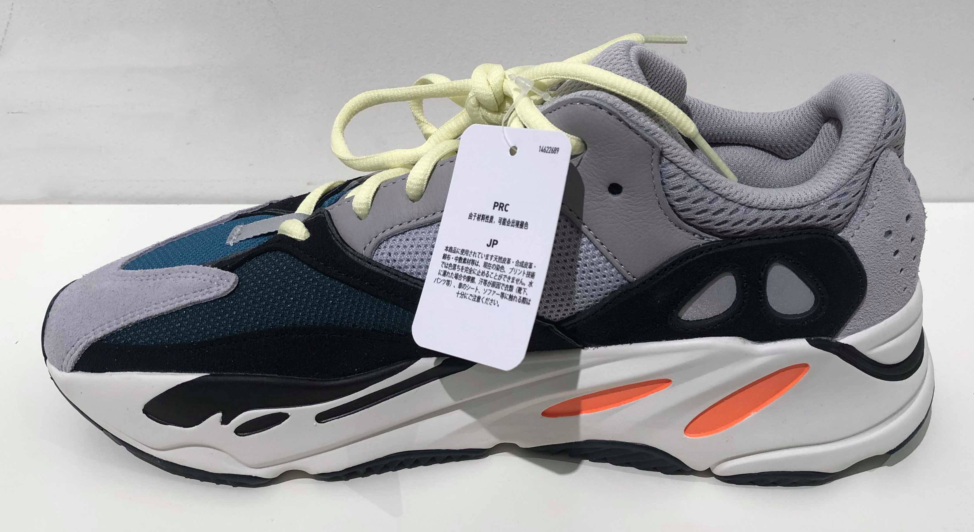 How to legit check YEEZY 700 OG WAVERUNNER - COMPARISON PICTURES