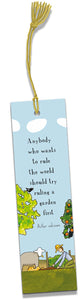 My Garden Rules- Bookmark