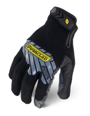 IRONCLAD IEX-MGG - COMMAND SERIES GRIP GLOVE BLACK
