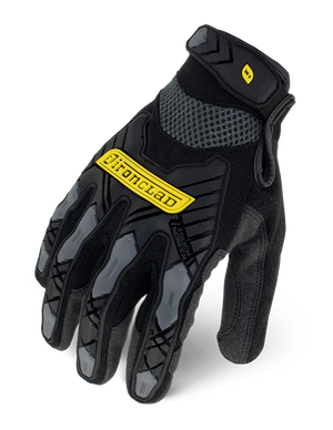 IRONCLAD IEX-MIG - COMMAND SERIES IMPACT GLOVE BLACK
