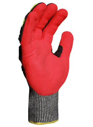 IRONCLAD INDI-KC5 - INDUSTRIAL IMPACT KNIT CUT 5 GLOVE
