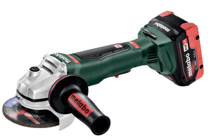 "METABO - WPB 18 LTX BL 115 (613074620) 4 1/2"" CORDLESS ANGLE GRINDER"