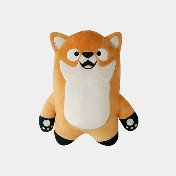 Inooko Mountain Folk Oscar The Fox Dog Toy