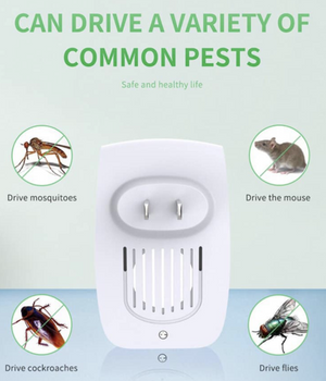 (Buy 1 Take 1 Promo) Enhanced UltraSonic Insects and Pest Repellent (Limited Supplies)