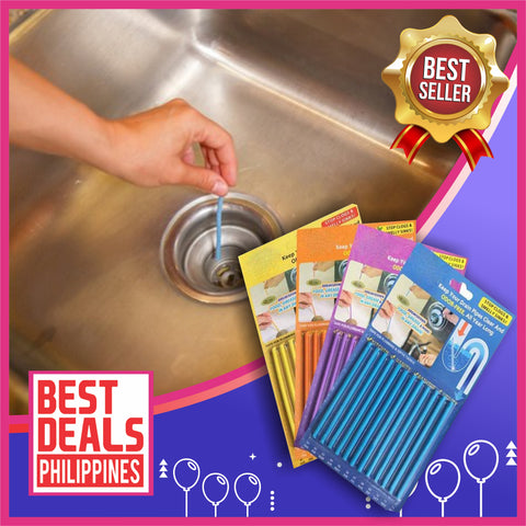 (Buy 1 Pack Take 2 Packs) SaniSticks Toilet-Kitchen-Bath Cleaner