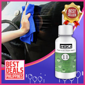 (Buy 1 Take 1 Promo) HGKJ Premium Scratch Repair Remover Paint Care