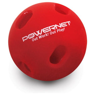 PowerNet Crushers Limited Flight Training Baseballs (12 Pack) - GrandSlamDirect.com
