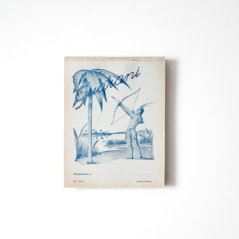 Uruguayan Vintage Handwriting Paper Note Pad | RAD AND HUNGRY