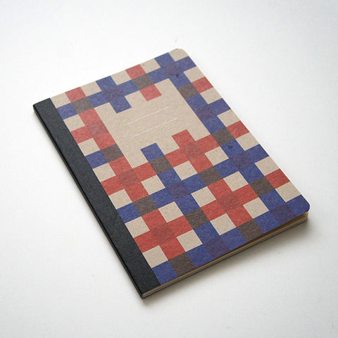 Papier Tigre - Gingham Notebook