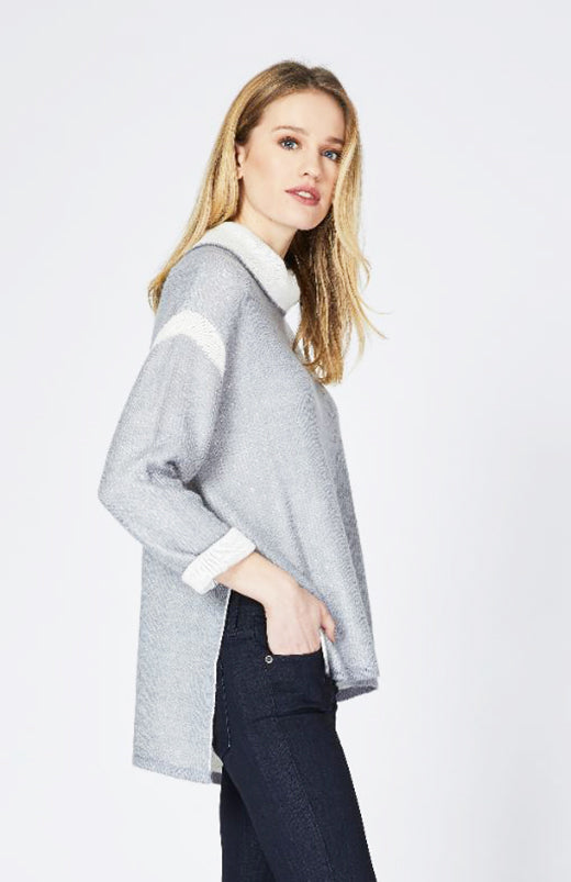 Chantelle Double Knit Cowl Pullover Now 30% Off