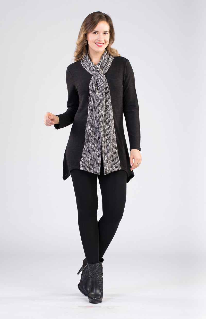 Tunic With Tie Knot Now 20% Off