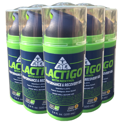 LactiGo 10 100ml Pack