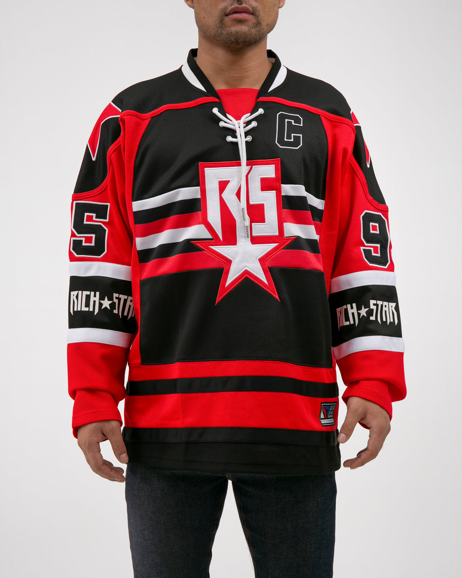 RS Star Logo Hockey Jersey