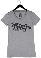Eat Tripe by Chris Cosentino - Women's S/S T-Shirt