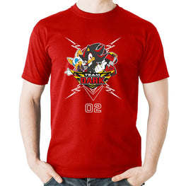 PRE ORDER Official Team Sonic Racing - Team Dark T-Shirt