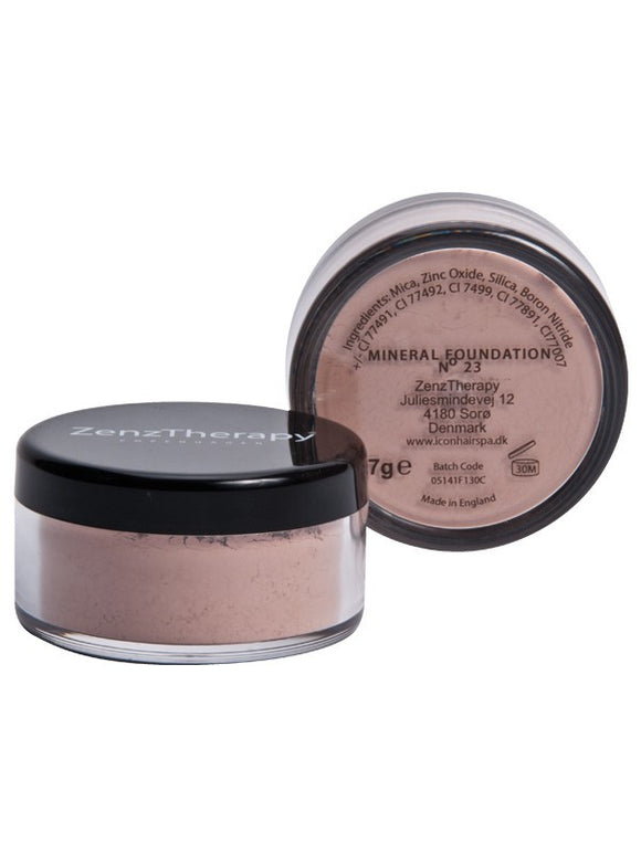 ZenzTherapy Mineral  Foundation 7 g no 23