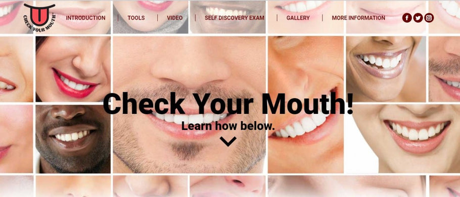 Check Your Mouth