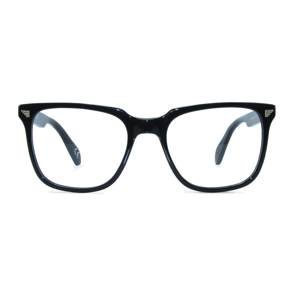 joiuss kent black glasses