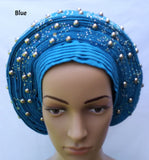 Auto Gele  (Various Colors)