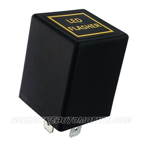 LED FLASHER RELAY - NON GENUINE PART COMPATIBLE WITH HOLDEN COMMODORE VK VL VN VR VS VT VU VX VY VZ