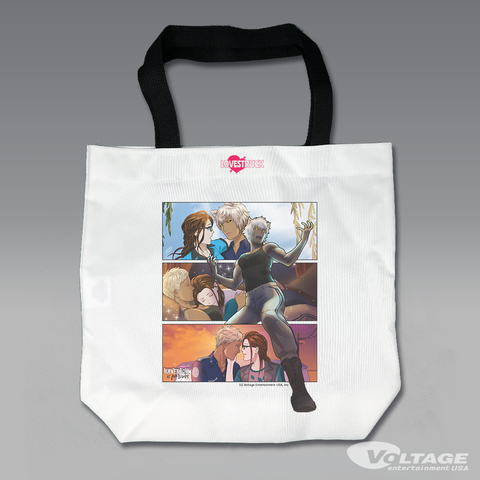LOVESTRUCK Mackenzie Small Tote Bag