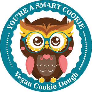 You're A Smart Cookie Vegan