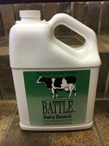 Battle Dairy Drench - Gallon