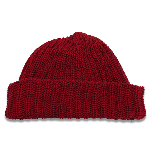 Cousteau Watch Cap - Red