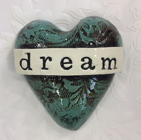 Dream Heart Ceramic