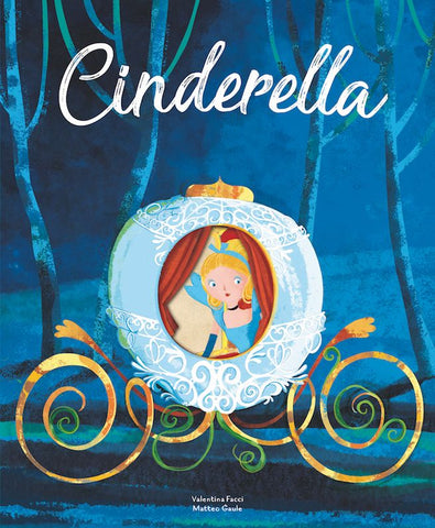 Cinderella Die-Cut Book