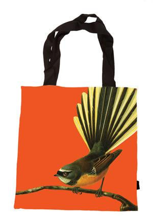 Bright Fantail - Tote Bag