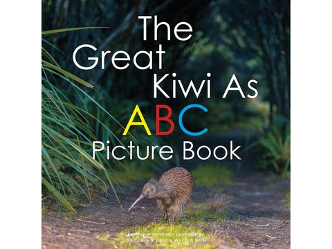 The Great Kiwi As ABC