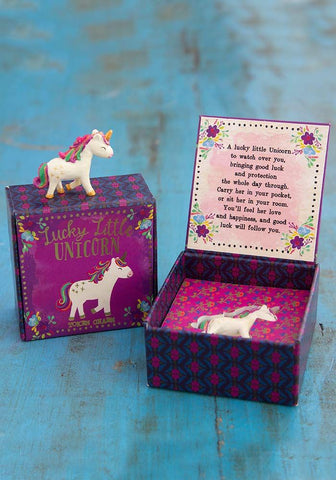 Unicorn Lucky Charm