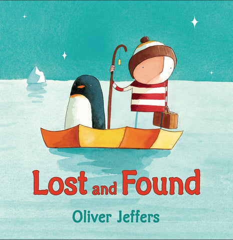 Lost & Found Children's Book