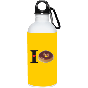 23663 20 oz. Stainless Steel Water Bottle