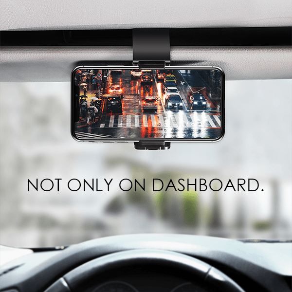 Dash Mount Phone Holder