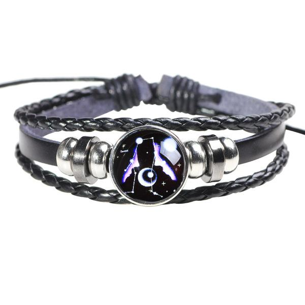 Twelve Night Light Constellation Bracelet