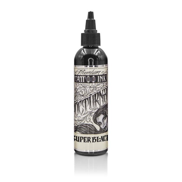 Nocturnal Tattoo Ink - Super Black