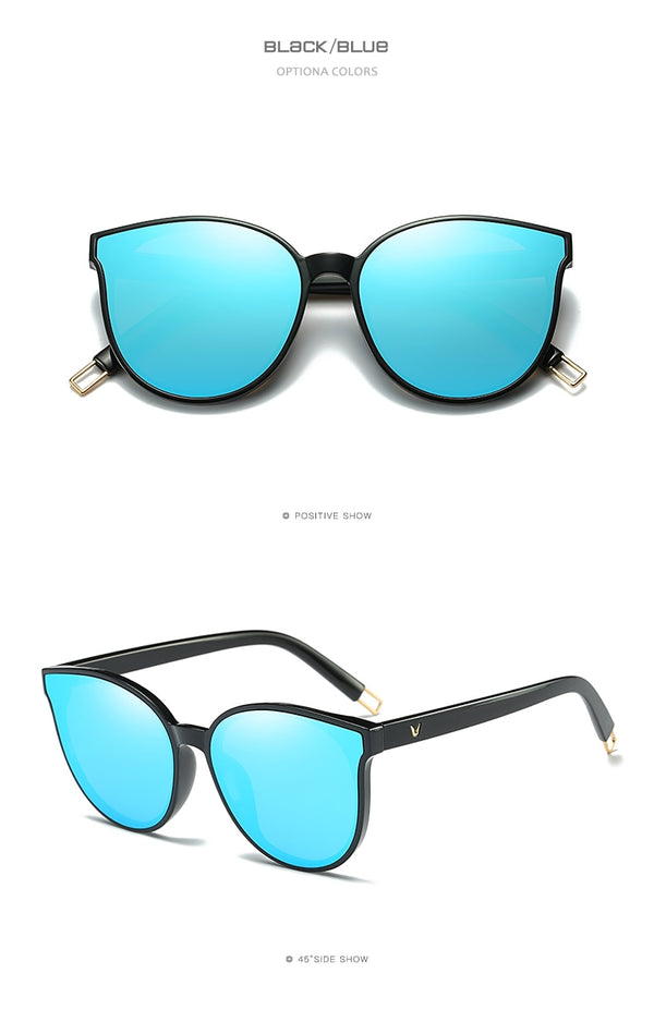 Cat Eye Sunglasses UV400