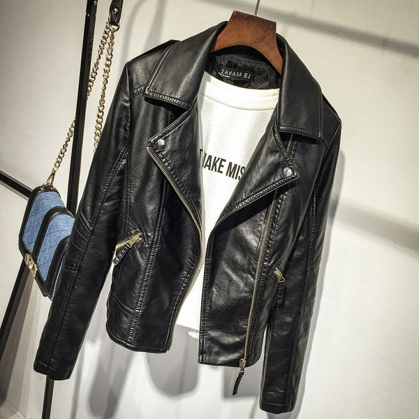 Perfecto faux leather jacket
